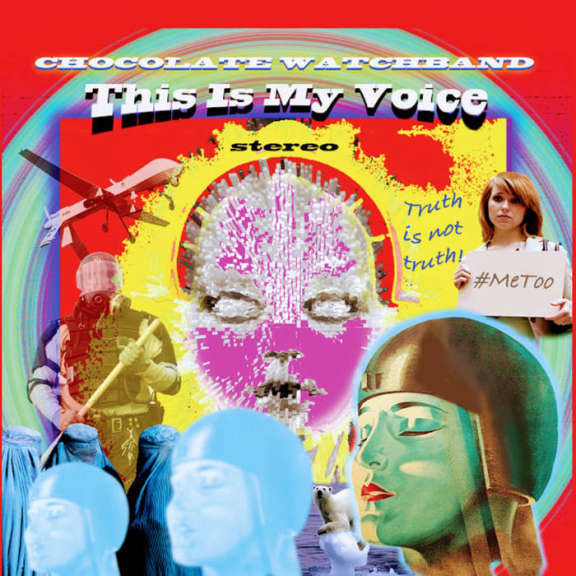 Chocolate Watchband This is My Voice LP 2019