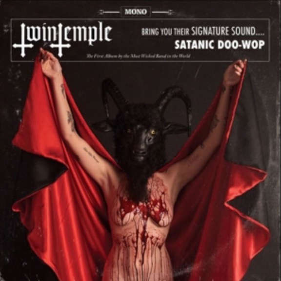 Twin Temple Twin Temple (Bring You Their Signature Sound.... Satanic Doo-Wop) LP 2019