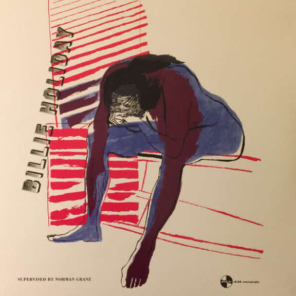 Billie Holiday Sings LP 2016