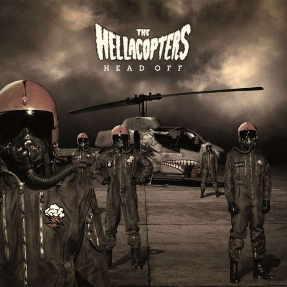 Hellacopters Head Off (Gold) LP 2019