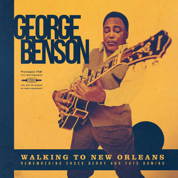 George Benson Walking to New Orleans (Coloured) LP 2019