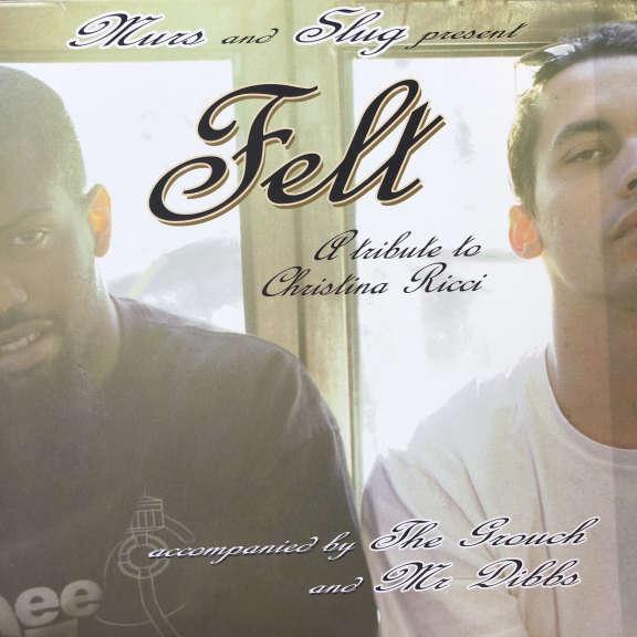Murs & Slug Present Felt  A Tribute To Christina Ricci LP 2002