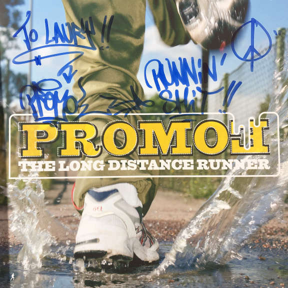 Promoe The Long Distance Runner  LP 2004