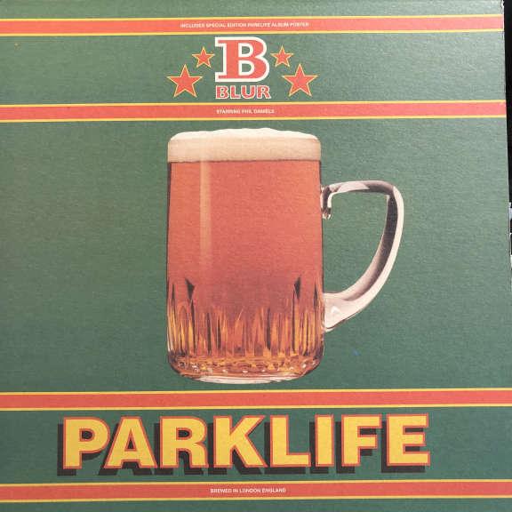 Blur Parklife LP 0