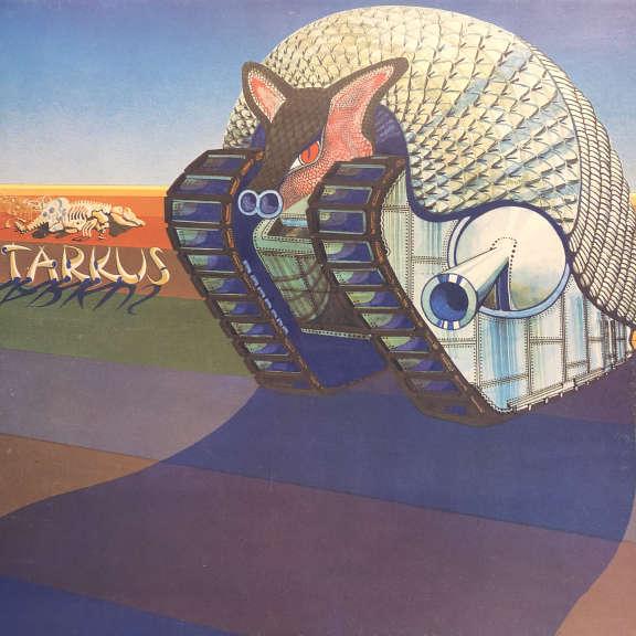 Emerson, Lake & Palmer  Tarkus LP 1971