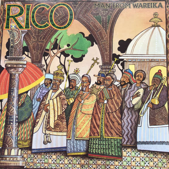 Rico Man From Wareika LP 0