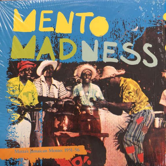 Various Mento Madness, Motta's Jamaica Mento: 1951-56 LP 0