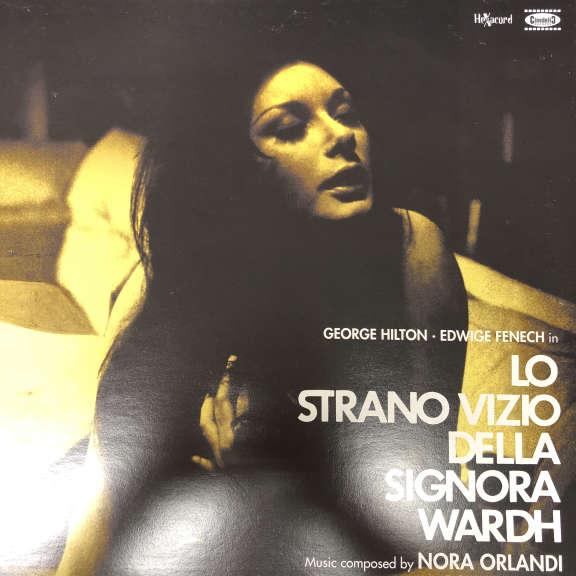 Nora Orlandi  LLo Strano Vizio Della Signora Wardh LP 0
