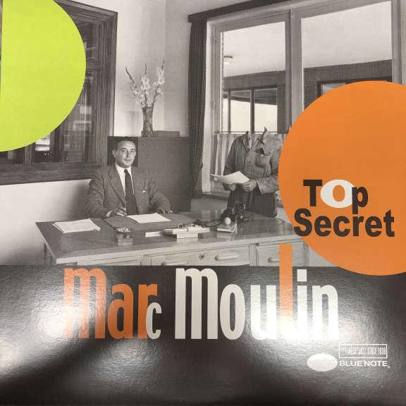 Marc Moulin  Top Secret LP 0