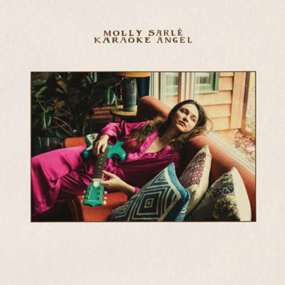 Molly Sarle Karaoke Angel LP 2019