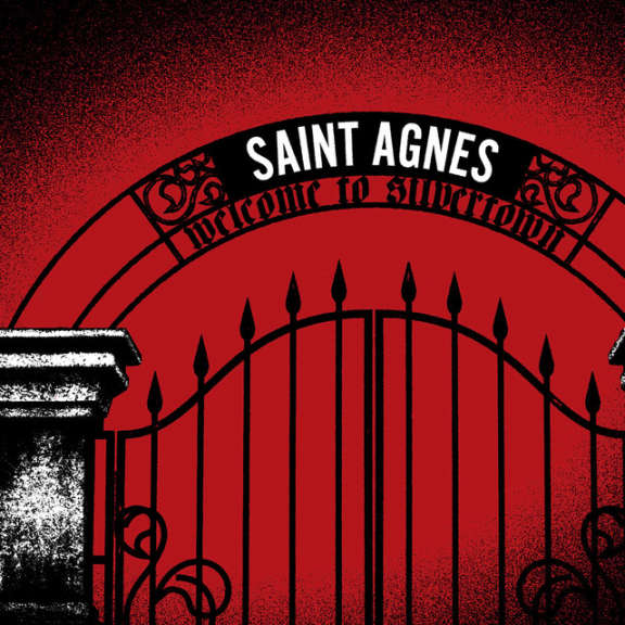 Saint Agnes Welcome to Silvertown (Coloured) LP 2019