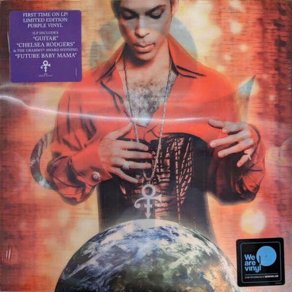 Prince Planet Earth LP 2019