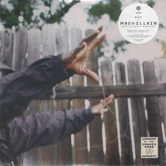 Madvillain Madvillainy 2: The Madlib Remix LP 2012