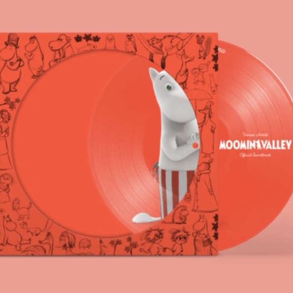 Various Moominvalley OST (Moominmamma) LP 2019
