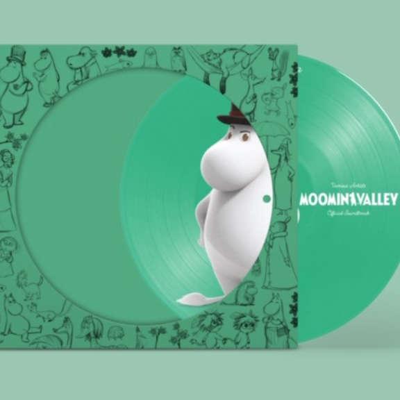 Various Moominvalley OST (Moominpappa) LP 2019