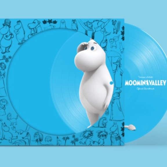 Various Moominvalley OST (Moomintroll) LP 2019