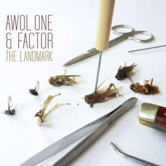 Awol One & Factor The Landmark LP 2011