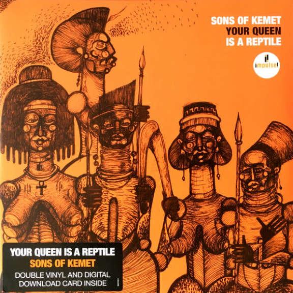 Sons of Kemet Your Queen Is a Reptile LP 2018