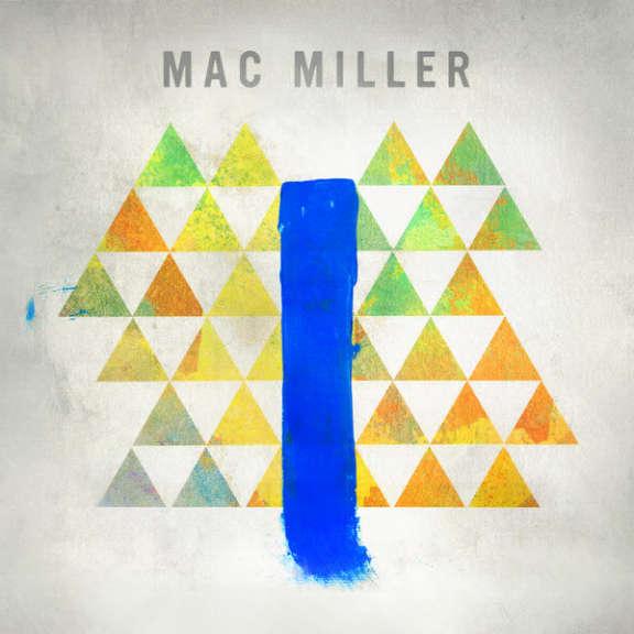 Mac Miller Blue Slide Park LP 2012