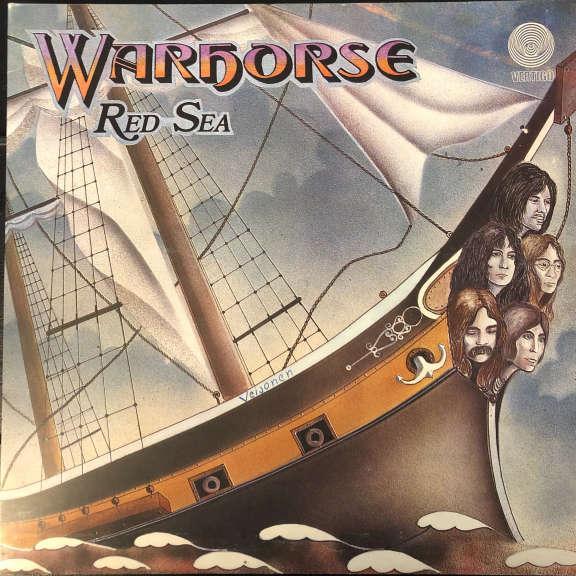 Warhorse Red Sea  LP 1972