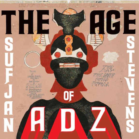 Sufjan Stevens Age of Adz LP 2010