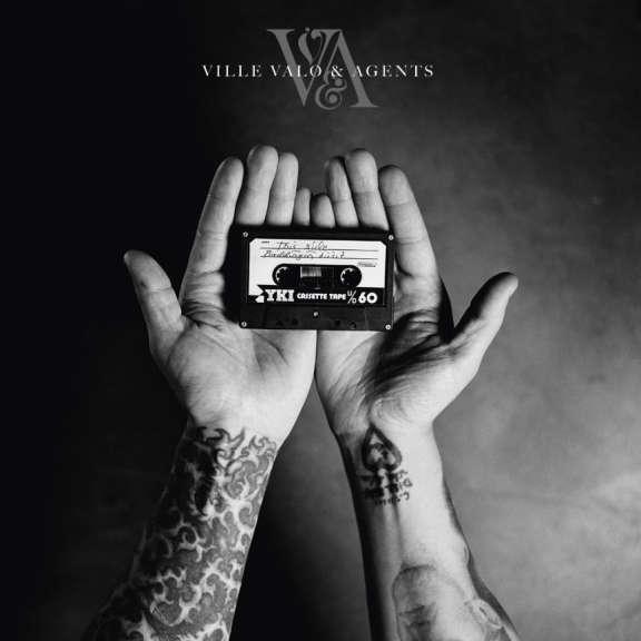 Ville Valo & Agents Ville Valo & Agents (2. painos) LP 2019