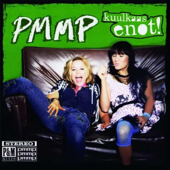 PMMP Kuulkaas enot! (Rolling Indie Exclusive) LP 2019