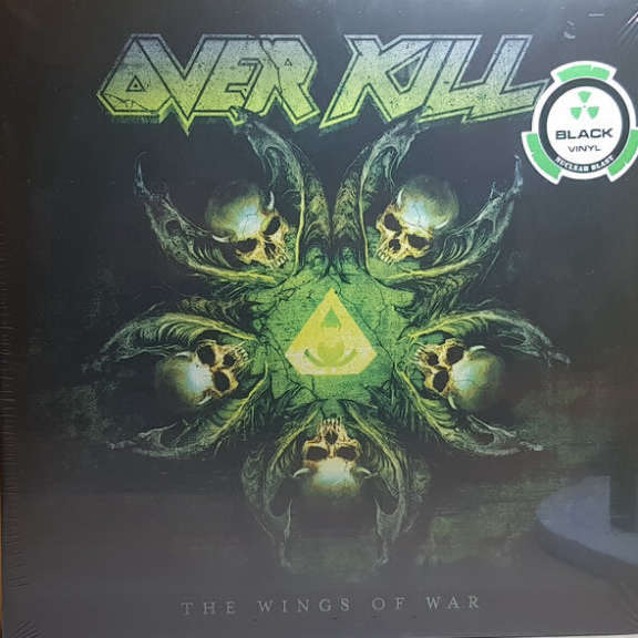 Overkill The Wings of War LP 2019