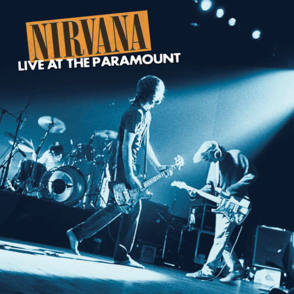 Nirvana Live At The Paramount LP 2019