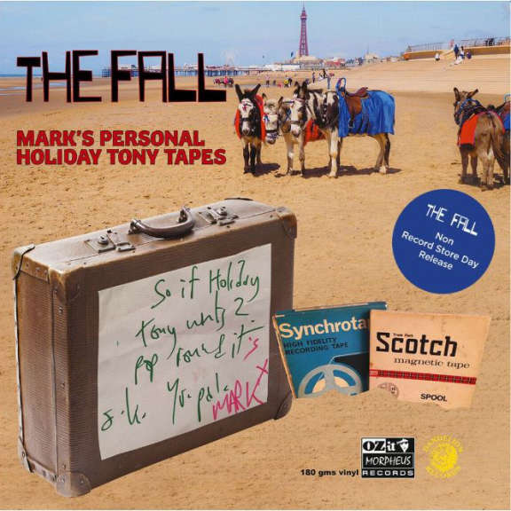 Fall Mark E Smith's Personal Holiday Tony Tapes LP 2019