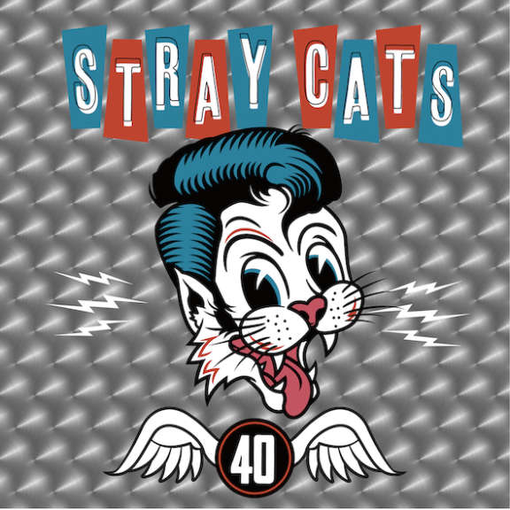 Stray Cats 40 (Coloured) LP 2019