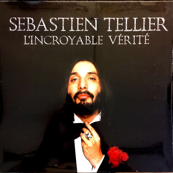 Sébastien Tellier L'Incroyable Vérité LP 2001