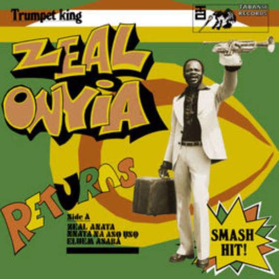 Zeal Onyia Trumpet King Zeal Onyia Returns LP 2019