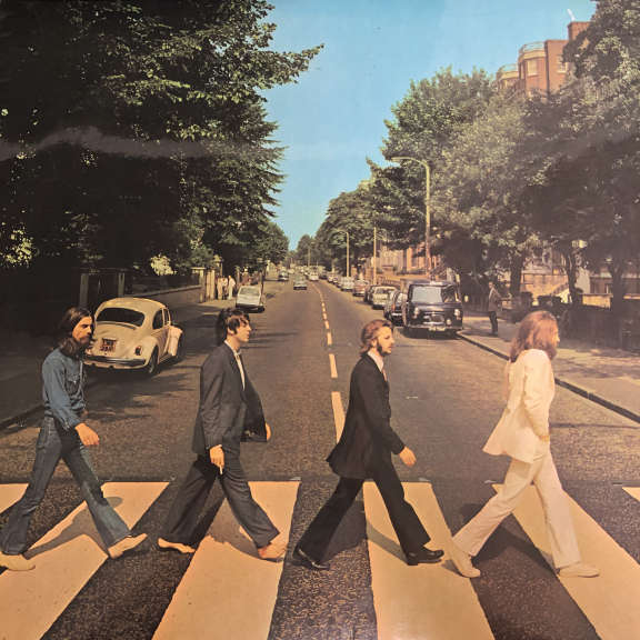 The Beatles Abbey Road LP 1969