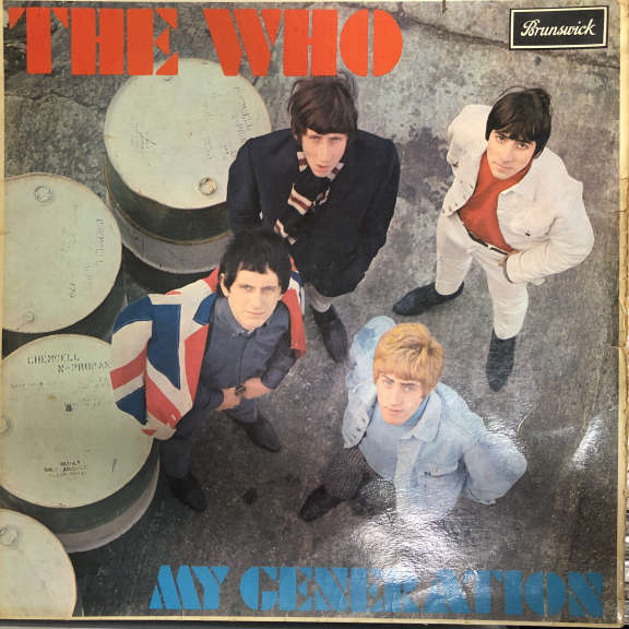 The Who My Generation LP 1965
