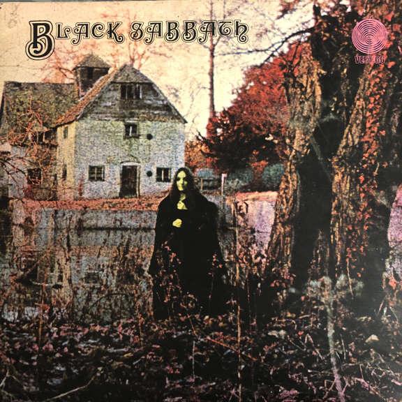 Black Sabbath Black Sabbath LP 1970