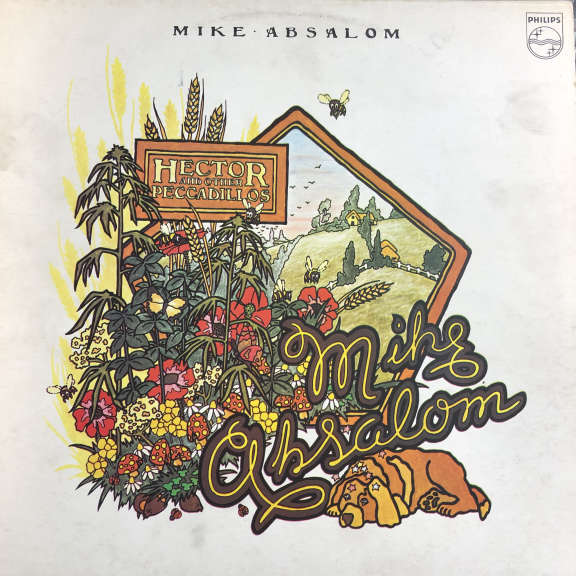 Mike Absalom Hector And Other Peccadillos LP 1972