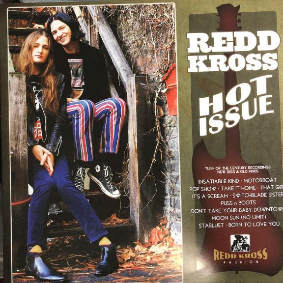 Redd Kross  Hot Issue LP 2016