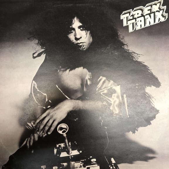 T. Rex Tanx LP 1973