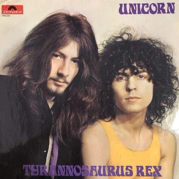 Tyrannosaurus Rex Unicorn LP 1969
