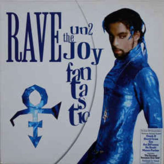 Prince Rave Un2 The Joy Fantastic LP 2019