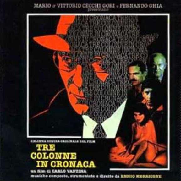 Ennio Morricone Tre Colonne in Cronaca OST LP 2019