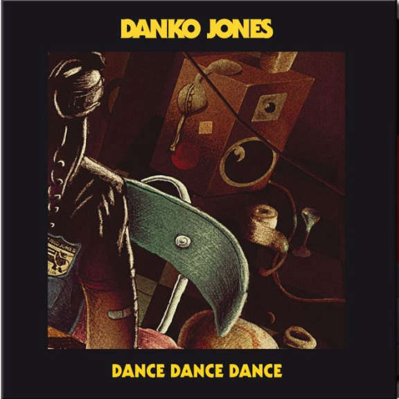 Danko Jones Dance Dance Dance / You Love It (Peaches Cover) 7'' LP 2019