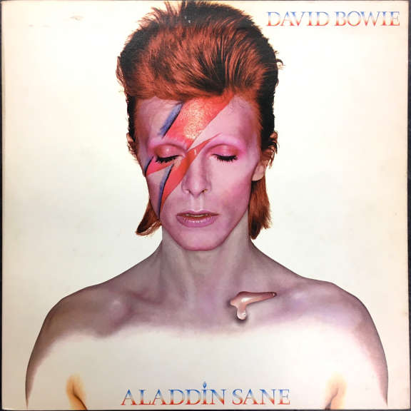 David Bowie Aladdin Sane    LP 1973