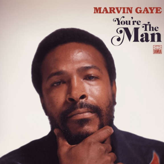 Marvin Gaye You're the Man LP 2019