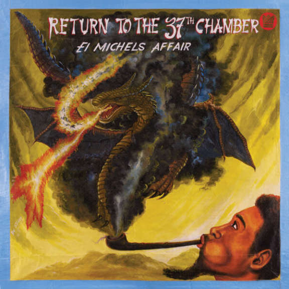 El Michels Affair Return to the 37th Chamber LP 2017