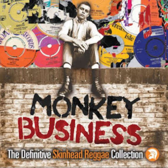 Various Monkey Business: The Definitive Skinhead Reggae Collection LP 2019