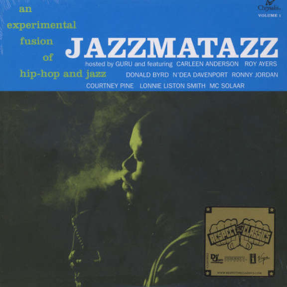 Guru Jazzmatazz Vol. 1 LP 2016
