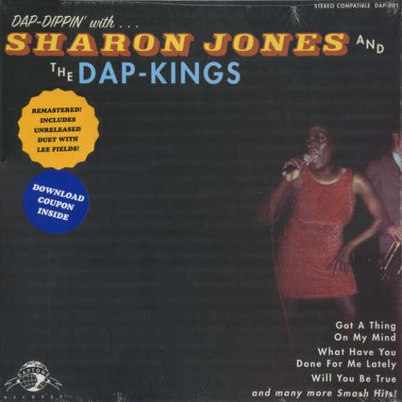 Sharon Jones & the Dap-Kings Dap-Dippin' with... LP 2014