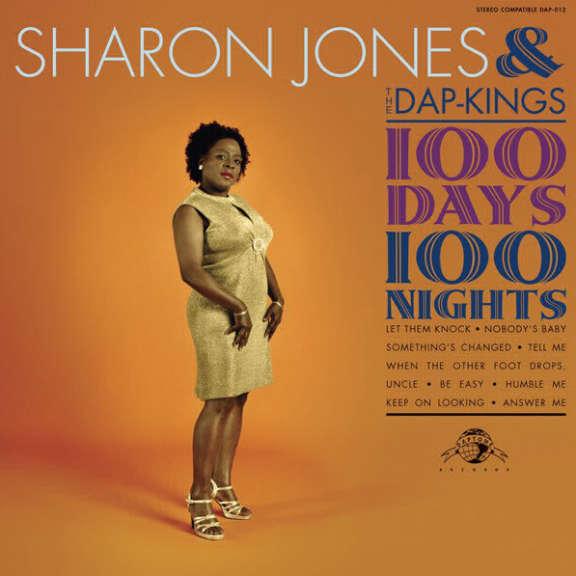 Sharon Jones & the Dap-Kings 100 Days, 100 Nights LP 2017